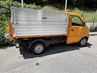 DFSK Pick-up K01 50'685 km CHF7'900 - buy on carforyou.ch - 3