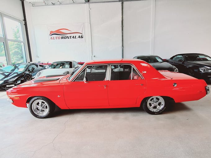 Dodge Dart Sedan 6.7 V8 480PS 21'000 km CHF39'988 - acheter sur carforyou.ch - 1