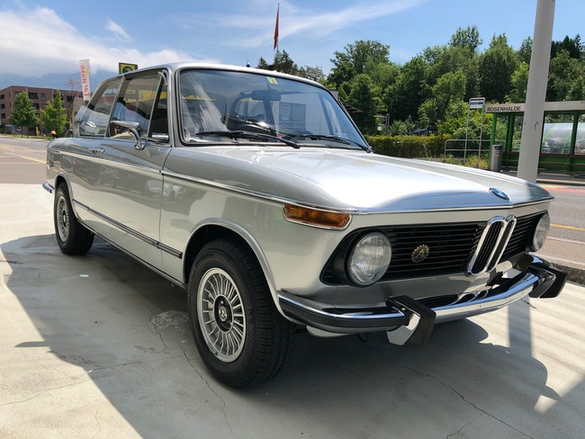 BMW 2002 96'500 km CHF33'400 - buy on carforyou.ch - 1