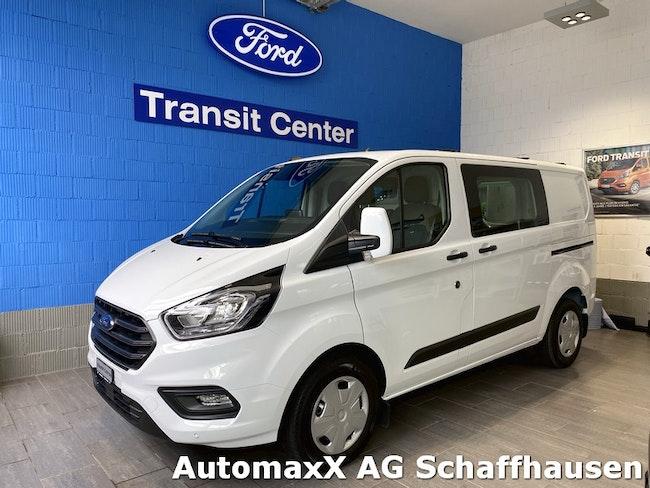 Ford Transit Custom Transit C Van 320 L1 2.0 TDCi 130 Trend 100 km CHF31'876 - acheter sur carforyou.ch - 1
