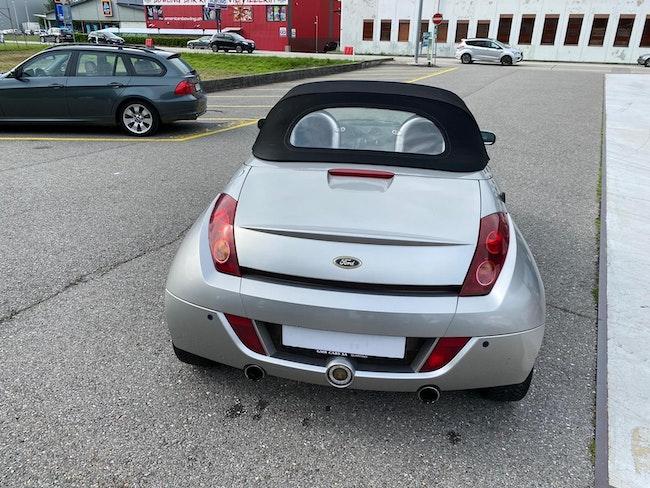 Ford Streetka 1.6 (Luxury) 77'000 km CHF2'500 - acheter sur carforyou.ch - 1