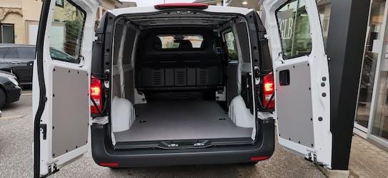 Mercedes-Benz Vito 114 CDI Lang 9G-Tronic Pro 2'500 km CHF39'900 - acheter sur carforyou.ch - 2