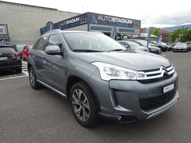 Citroën C4 Aircross 1.6 HDi Collection 4WD 57'800 km CHF13'500 - acheter sur carforyou.ch - 1