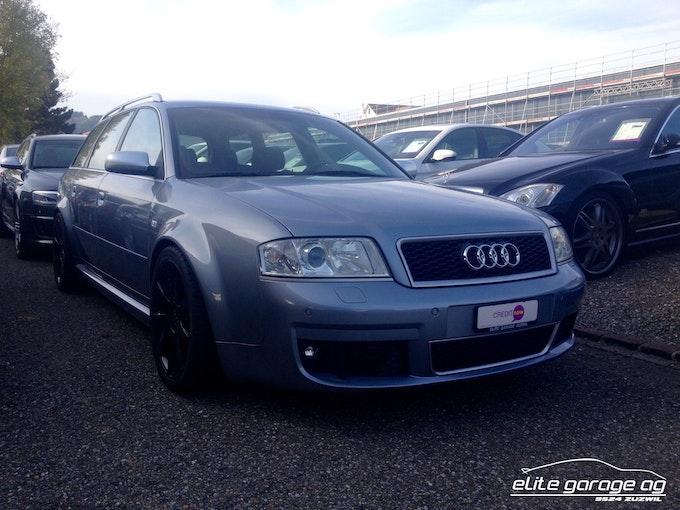 Audi S6 / RS6 RS6 Avant quattro 32'900 km CHF34'800 - acquistare su carforyou.ch - 1