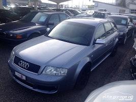 Audi S6 / RS6 RS6 Avant quattro 32'900 km CHF34'800 - acquistare su carforyou.ch - 3