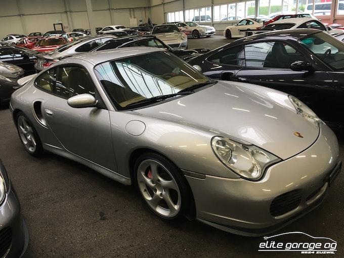 Porsche 911 Turbo 29'000 km CHF64'800 - acquistare su carforyou.ch - 1