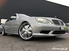 Mercedes-Benz S-Klasse S-CLASS S 55 L AMG 73'900 km CHF24'800 - buy on carforyou.ch - 3