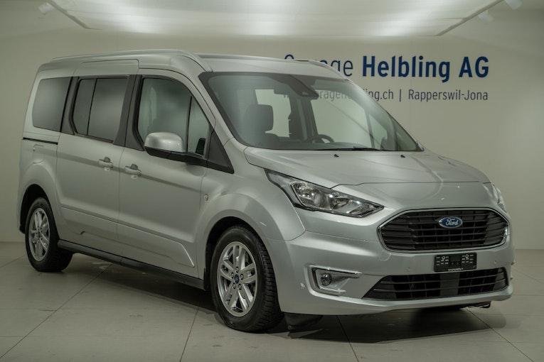 Ford Connect TOURNEO CONNECT 1,5 EcoBlue 120 Titanium 15'000 km CHF27'500 - acheter sur carforyou.ch - 1