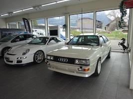 Audi Coupé quattro quattro Turbo Spec. Edit. 133'700 km CHF69'800 - kaufen auf carforyou.ch - 2