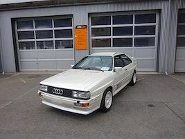 Audi Coupé quattro quattro Turbo Spec. Edit. 133'700 km CHF69'800 - kaufen auf carforyou.ch - 3