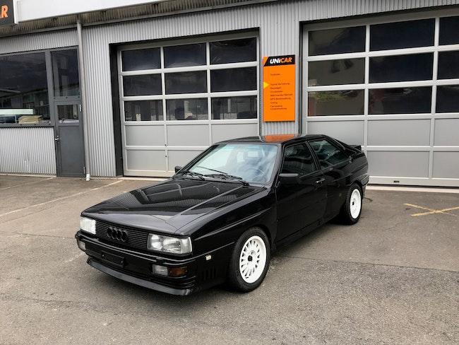 Audi Coupé quattro quattro Turbo Spec. Edit. 138'300 km CHF55'555 - acquistare su carforyou.ch - 1