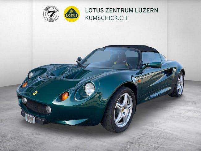 Lotus Elise Mk1 47'000 km CHF33'000 - kaufen auf carforyou.ch - 1