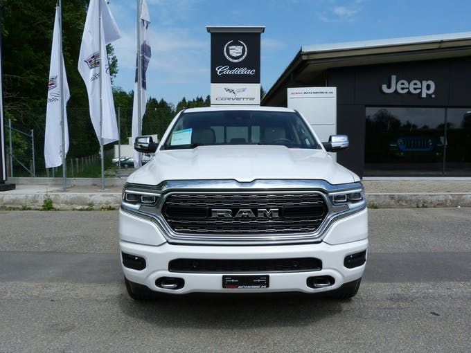 Dodge USA RAM 1500 Limited 10 km CHF79'900 - kaufen auf carforyou.ch - 1