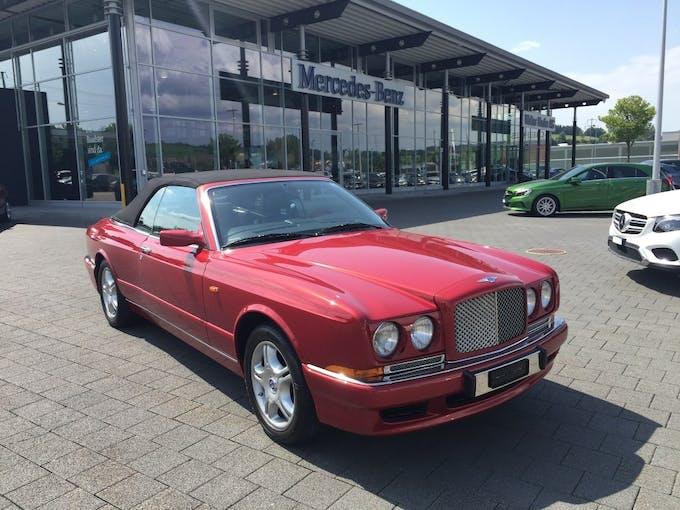 Bentley Continental - Azure Azure 48'500 km CHF86'800 - acquistare su carforyou.ch - 1
