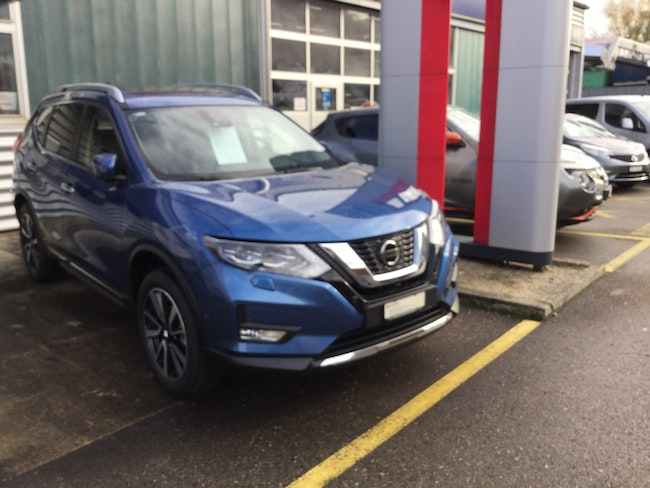 Nissan X-Trail 1.3 DIG-T tekna DCT 3'000 km CHF36'900 - buy on carforyou.ch - 1
