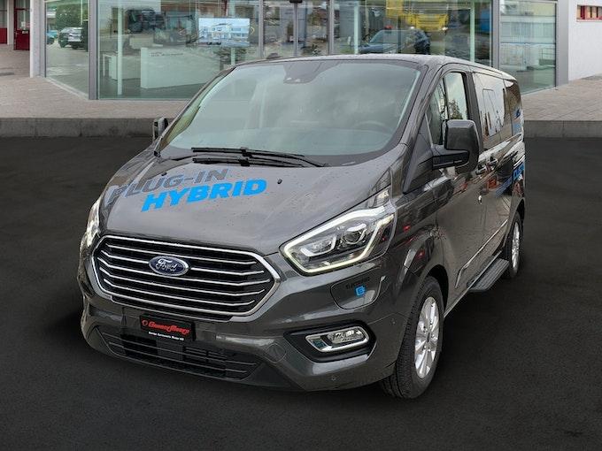 Ford Tourneo C Bus 320 L1 1.0 EcoBoost PHEV Titanium 63 km CHF56'960 - acquistare su carforyou.ch - 1