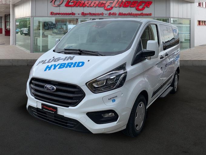 Ford Transit Custom 320 L1 1.0 EcoBoost PHEV Trend 3'178 km CHF41'500 - kaufen auf carforyou.ch - 1