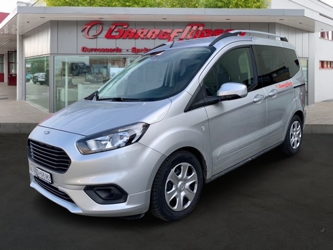 Ford Tourneo Courier ier 1.5 TDCi Trend 6'505 km CHF19'500 - buy on carforyou.ch - 1