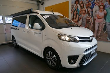 Toyota Proace CROSSCAMP 2.0 BlueHDI S&S 150 CV BVM6 - 6 Places 100 km CHF61'900 - kaufen auf carforyou.ch - 2