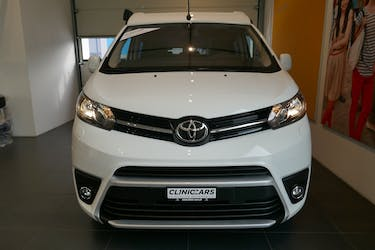 Toyota Proace CROSSCAMP 2.0 BlueHDI S&S 150 CV BVM6 - 6 Places 100 km CHF61'900 - kaufen auf carforyou.ch - 3
