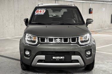 Suzuki Ignis 1.2 Compact Top Hybrid 4x4 10 km CHF23'500 - acquistare su carforyou.ch - 2