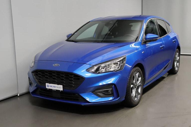 Ford Focus 1.0i EcoB 125 ST-Line 6'500 km CHF23'900 - buy on carforyou.ch - 1