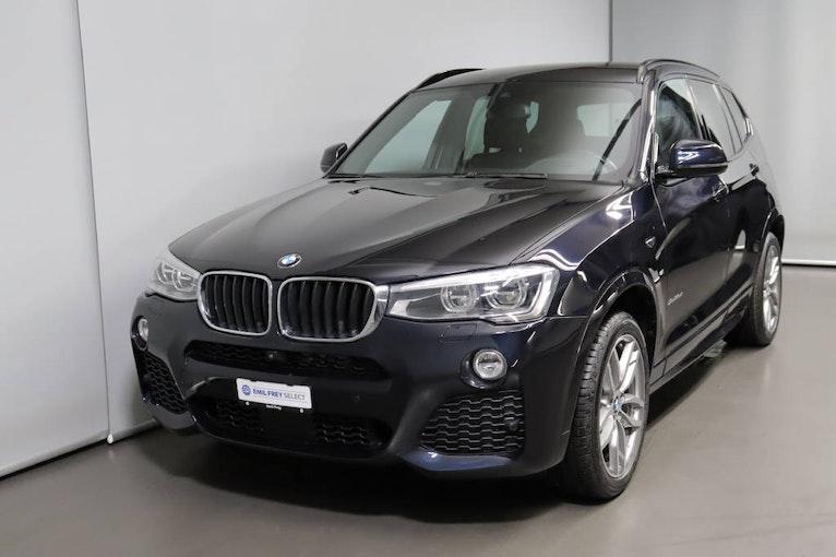 BMW X3 20d xDrive SAG 58'600 km CHF33'800 - buy on carforyou.ch - 1