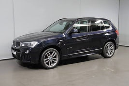 BMW X3 20d xDrive SAG 58'600 km CHF33'800 - buy on carforyou.ch - 2