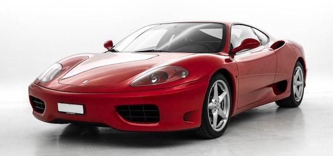 Ferrari 360 F360 Modena Berlinetta F1 GEARBOX 61'000 km CHF62'500 - acheter sur carforyou.ch - 1
