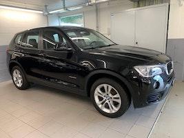 BMW X3 20i xDrive Steptronic 47'500 km CHF29'000 - buy on carforyou.ch - 2