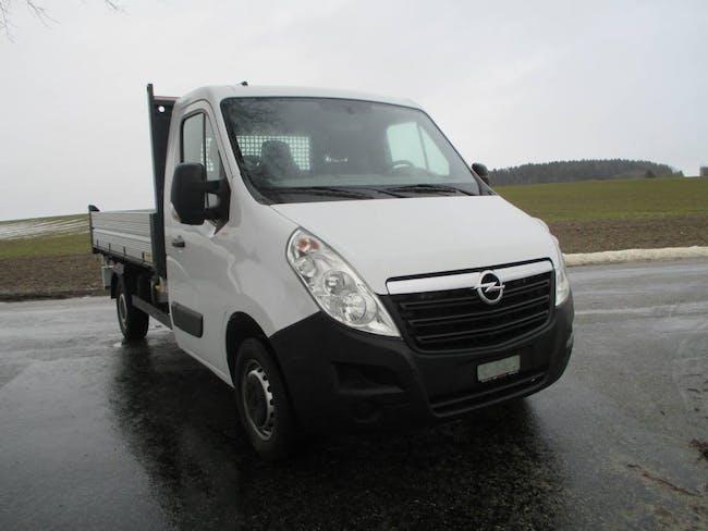Opel Movano Kab.-KP. 3.5 t L2 2.3 CDTI 150 78'700 km CHF24'500 - kaufen auf carforyou.ch - 1