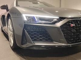 Audi R8 Spyder performance S-Tronic 8'600 km CHF170'850 - buy on carforyou.ch - 3