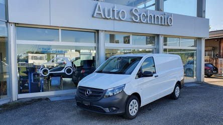 Mercedes-Benz Vito 114 CDI Lang FWD 6'000 km CHF35'900 - acheter sur carforyou.ch - 2