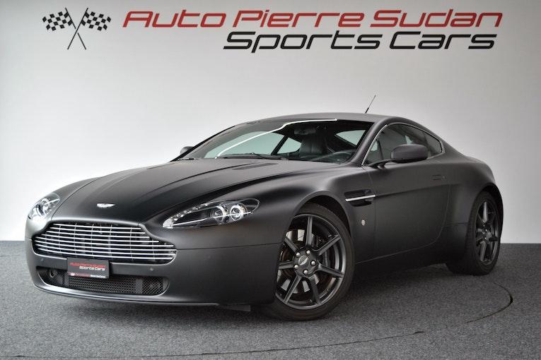 Aston Martin V8/V12 Vantage V8 Vantage 4.3 78'900 km CHF44'900 - buy on carforyou.ch - 1