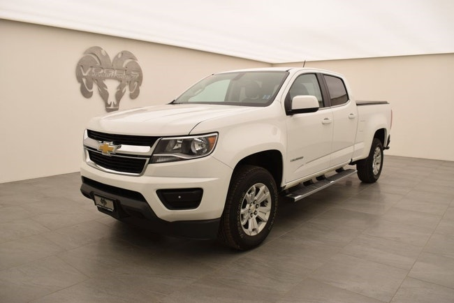 Chevrolet Colorado 3.6 V6 LT Crew Cab Long Box 76'426 km CHF34'800 - kaufen auf carforyou.ch - 1