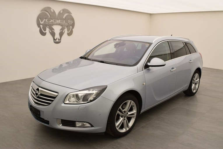 Opel Insignia ST 2.0 Turbo Cosmo 4WD 120'000 km CHF13'900 - acquistare su carforyou.ch - 1