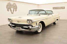 Cadillac Deville Coupe Series 62 87'115 km CHF62'900 - buy on carforyou.ch - 2