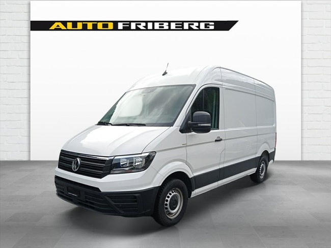 VW Crafter 35 2.0BiTDI A CRAFTER FRONT - T/AV - TRAZ. 17- 113'388 km CHF25'900 - buy on carforyou.ch - 1