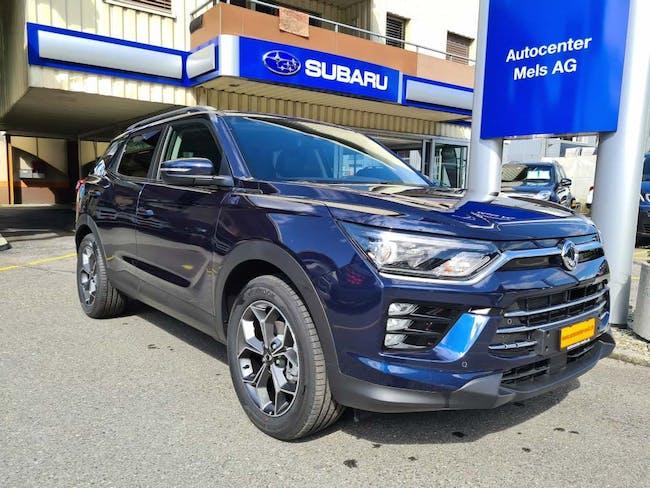 SsangYong Korando 1.6 Turbo-D Onyx 4WD AT 50 km CHF34'900 - acquistare su carforyou.ch - 1
