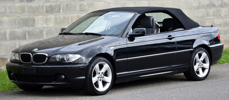BMW 3er 318Ci Cabriolet 207'000 km CHF3'300 - buy on carforyou.ch - 1