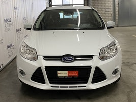 Ford Focus 1.6 TDCi EcoN 88g Trend 168'600 km CHF6'950 - buy on carforyou.ch - 2