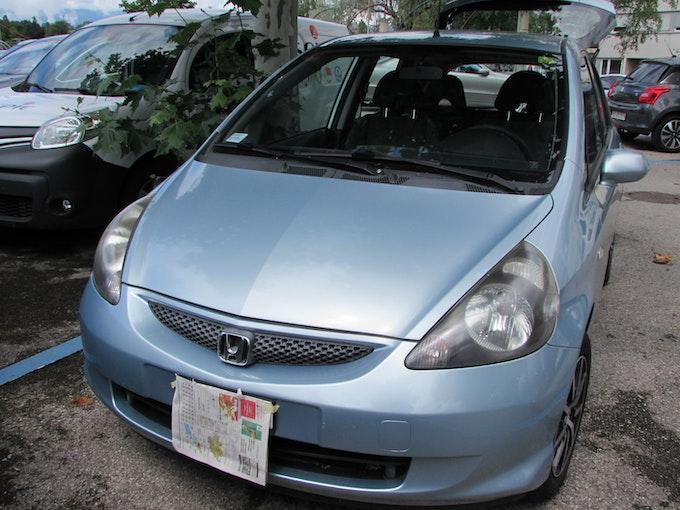 Honda Jazz 1.2i-DSI Cool 123'000 km CHF3'500 - buy on carforyou.ch - 1