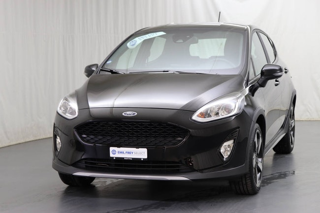 Ford Fiesta 1.0 EcoB 140 Active 37'678 km CHF16'666 - acheter sur carforyou.ch - 1