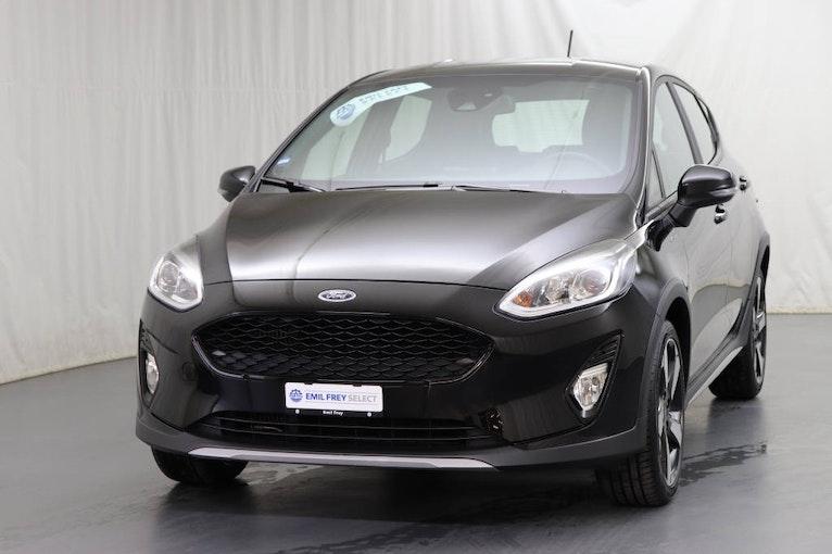 Ford Fiesta 1.0 EcoB 140 Active 37'678 km CHF16'666 - buy on carforyou.ch - 1