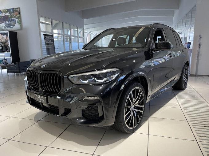 BMW X5 40i xDrive M Sport 6'000 km CHF102'900 - buy on carforyou.ch - 1