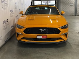 Ford Mustang Convertible 5.0 V8 GT 41'500 km CHF44'950 - buy on carforyou.ch - 2