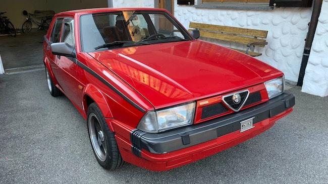 Alfa Romeo 75 V6 3.0 America / Veteranenfahrzeug 110'000 km CHF18'800 - kaufen auf carforyou.ch - 1
