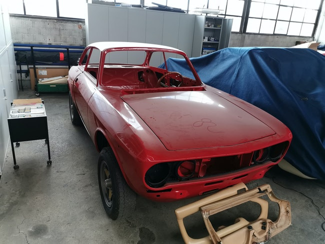 Alfa Romeo 2000 GT 5'000 km CHF42'500 - acquistare su carforyou.ch - 1