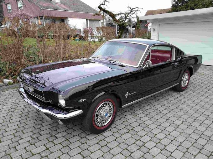 Ford USA Mustang 110'000 km CHF67'900 - acquistare su carforyou.ch - 1