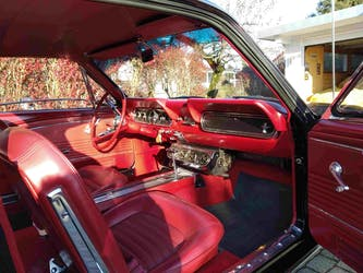 Ford USA Mustang 110'000 km CHF67'900 - acquistare su carforyou.ch - 3